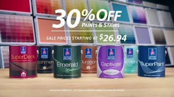 Sherwin-Williams TV Spot, 'Early Bird' - Thumbnail 8