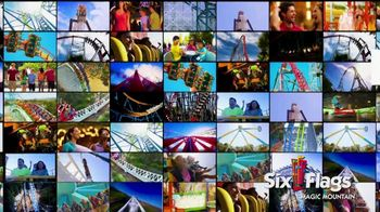 Six Flags TV Spot, 'Find Your Thrill: X2' - Thumbnail 1