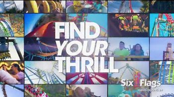 Six Flags TV Spot, 'Find Your Thrill: X2' - Thumbnail 2