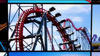 Six Flags TV Spot, 'Find Your Thrill: X2' - Thumbnail 3