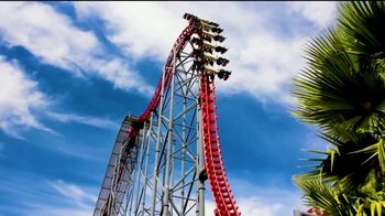 Six Flags TV Spot, 'Find Your Thrill: X2' - Thumbnail 7