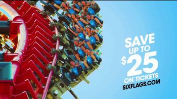 Six Flags TV Spot, 'Find Your Thrill: X2' - Thumbnail 8