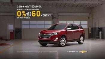 2019 Chevrolet Equinox TV Spot, 'Collision Shop' [T2] - Thumbnail 7