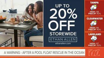 Ethan Allen TV Spot, 'Take a Look: 20 Percent' - Thumbnail 6