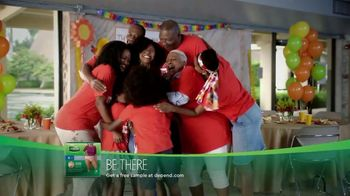 Depend FIT-FLEX TV Spot, 'The Perfect Family Photo' - Thumbnail 9