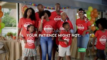 Depend FIT-FLEX TV Spot, \'The Perfect Family Photo\'