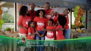 Depend FIT-FLEX TV Spot, 'The Perfect Family Photo' - Thumbnail 8