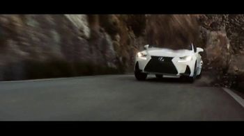2019 Lexus IS 300 TV Spot, 'Legacy in the Making' [T2] - Thumbnail 5