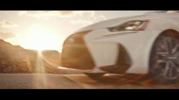 2019 Lexus IS 300 TV Spot, 'Legacy in the Making' [T2] - Thumbnail 6