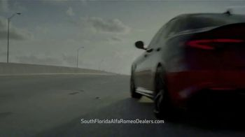 Alfa Romeo TV Spot, 'Seize the Momentum' [T2] - Thumbnail 1