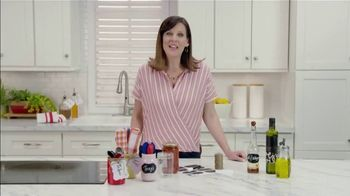 Moen TV Spot, 'ION Television: Reuse Jars and Bottles' Featuring Lauren O'Quinn - 10 commercial airings