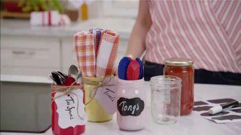 Moen TV Spot, 'ION Television: Reuse Jars and Bottles' Featuring Lauren O'Quinn - Thumbnail 4