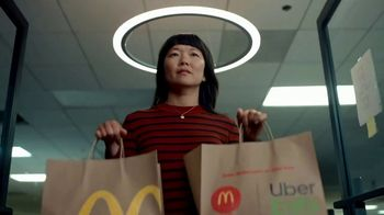 McDonald's McDelivery TV Spot, 'We Deliver Happy: $0 Delivery' - Thumbnail 7