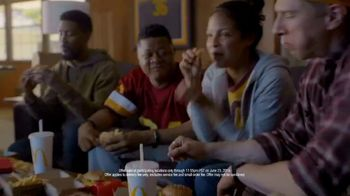 McDonald's McDelivery TV Spot, 'We Deliver Happy: $0 Delivery' - Thumbnail 9