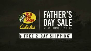 Bass Pro Shops Father's Day Sale TV Spot, 'Gone Fishing Family Event' - Thumbnail 5