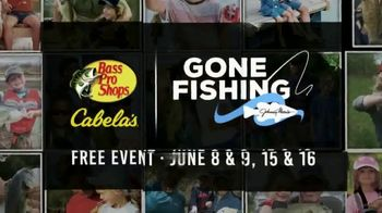 Bass Pro Shops Father's Day Sale TV Spot, 'Gone Fishing Family Event' - Thumbnail 3