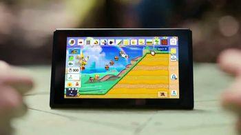 Nintendo Switch TV Spot, 'My Way: Super Mario Maker 2' - Thumbnail 6
