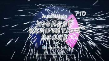 AutoNation July 4th Savings TV Spot, 'Reputation Score: 2019 Nissan Models' - Thumbnail 2