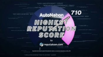 AutoNation July 4th Savings TV Spot, 'Reputation Score: 2019 Nissan Models'