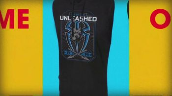WWE Shop TV Spot, 'Come One, Come All: Superstar Tees' Song by SATV Music - Thumbnail 6