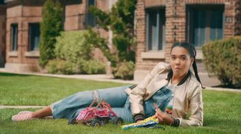 Sour Punch Straws TV Spot, 'Becca & Max: The Meeting'