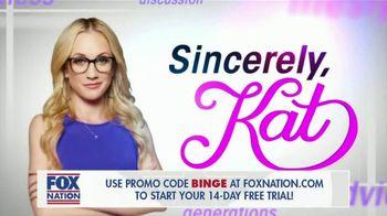 FOX Nation TV Spot, 'Perfect Companion' - Thumbnail 2