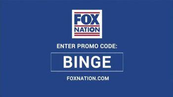 FOX Nation TV Spot, 'Perfect Companion' - Thumbnail 5