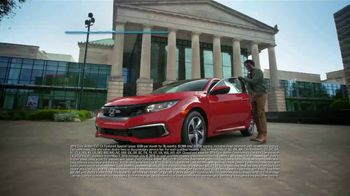 2019 Honda Civic TV Spot, 'Get More This Summer' [T2] - Thumbnail 5