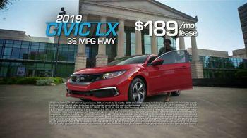 2019 Honda Civic TV Spot, 'Get More This Summer' [T2] - Thumbnail 6