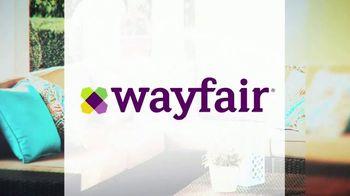 Wayfair TV Spot, 'HGTV: Enjoy Your Outdoor Spaces' - Thumbnail 5