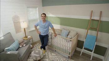 Benjamin Moore TV Spot, 'Ion Television: Nursery' - Thumbnail 9