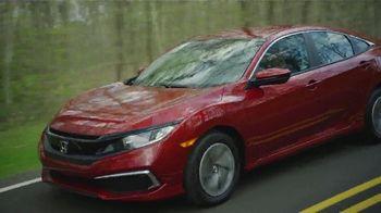 2019 Honda Civic TV Spot, 'More Than Just Good' [T2] - Thumbnail 2