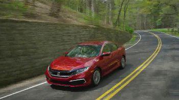 2019 Honda Civic TV Spot, 'More Than Just Good' [T2] - Thumbnail 3