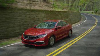 2019 Honda Civic TV Spot, 'More Than Just Good' [T2] - Thumbnail 4