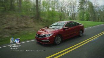 2019 Honda Civic TV Spot, 'More Than Just Good' [T2] - Thumbnail 6