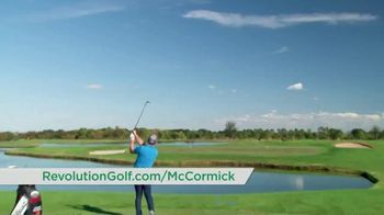 Revolution Golf TV Spot, 'Father's Day: The Skill Code RX' Featuring Cameron McCormick - Thumbnail 3