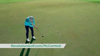 Revolution Golf TV Spot, 'Father's Day: The Skill Code RX' Featuring Cameron McCormick - Thumbnail 4