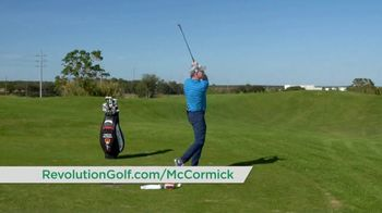 Revolution Golf TV Spot, 'Father's Day: The Skill Code RX' Featuring Cameron McCormick - Thumbnail 6