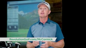 Revolution Golf TV Spot, 'Father's Day: The Skill Code RX' Featuring Cameron McCormick - Thumbnail 7