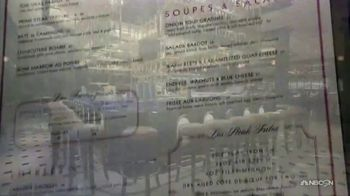 Aria Hotel and Casino TV Spot, 'Bardot Brasserie & Javier's' - Thumbnail 5