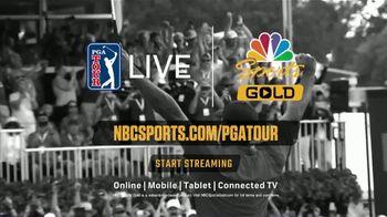 NBC Sports Gold TV Spot, 'PGA Tour Live: Featured Groups' - Thumbnail 10