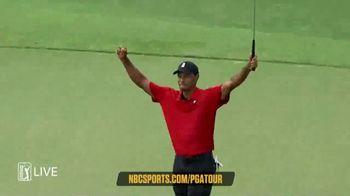 NBC Sports Gold TV Spot, 'PGA Tour Live: Featured Groups' - Thumbnail 8