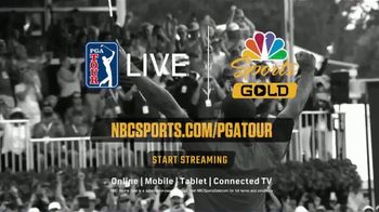 NBC Sports Gold TV Spot, 'PGA Tour Live: Featured Groups' - Thumbnail 9
