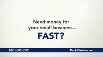 Rapid Finance TV Spot, 'Small Business' - Thumbnail 1