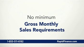 Rapid Finance TV Spot, 'Small Business' - Thumbnail 7
