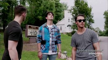 Phil in the Blanks TV Spot, 'The Jonas Brothers: Back Together' Song by Jonas Brothers