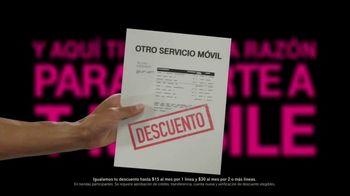 T-Mobile TV Spot, 'Otra razón: equipo de expertos' [Spanish] - Thumbnail 2