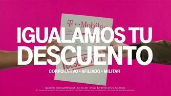 T-Mobile TV Spot, 'Otra razón: equipo de expertos' [Spanish] - Thumbnail 3