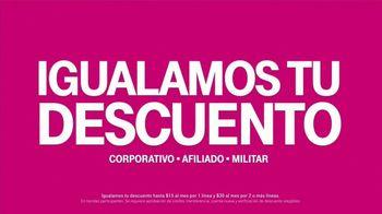T-Mobile TV Spot, 'Otra razón: equipo de expertos' [Spanish] - Thumbnail 4