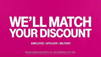 T-Mobile TV Spot, 'Dedicated Team' - Thumbnail 7